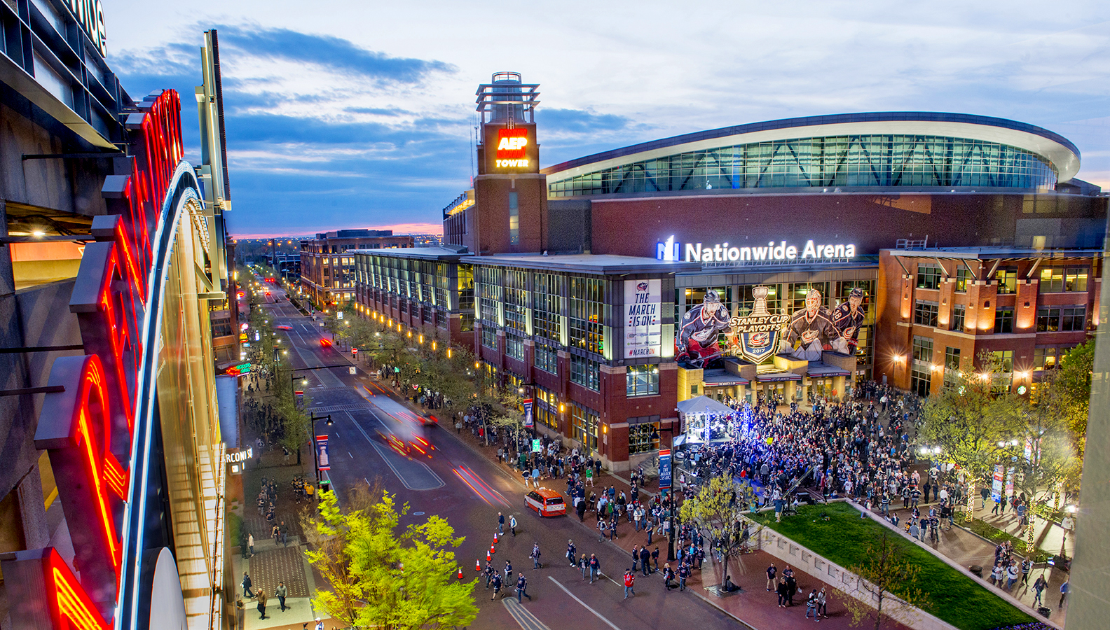 Arena District - Nationwide Realty Investors | Nationwide ...