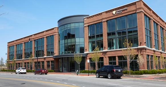 Grandview Yard building